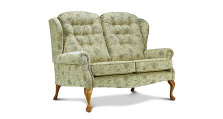 Surprising Sherborne Lynton Petite Fireside 2 Seater Sofa Creativecarmelina Interior Chair Design Creativecarmelinacom