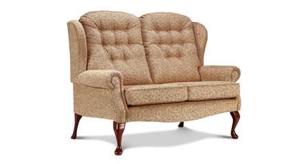 Sherborne Lynton Pee High Seat 2 Seater Sofa