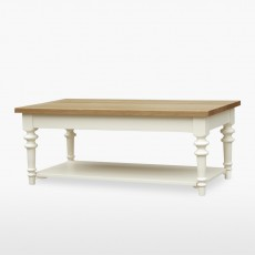 Colletta Siena coffee table (L)