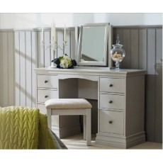 Corndell Annecy Dressing Table with Mirror - Painted Top