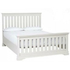 Corndell Annecy Imperial 5ft Bed (High Foot End) - Painted Top