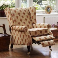 Parker Knoll York Manual Fabric Recliner
