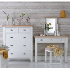 Tilly White Bedroom Collection