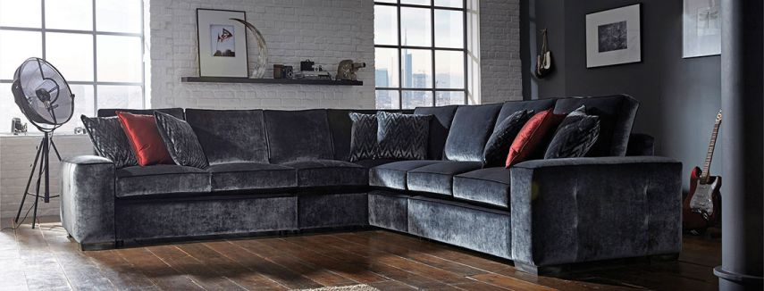 Spink & Edgar York Sofa