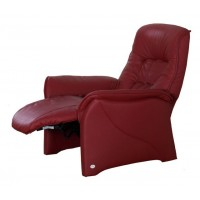 Himolla Rhine Recliner Chair with Cumuly function back with gas sprung