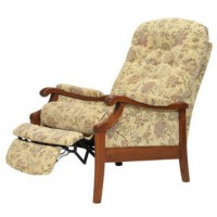 Cintique Winchester Manual Recliner Armchair