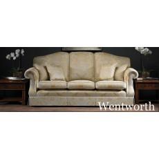 Wentworth 3 Seater Low Arm Sofa
