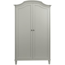 Elegance Arched Top 2 Door Wardrobe