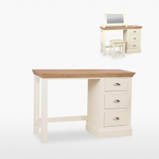 Colletta Single Pedestal Dressing table