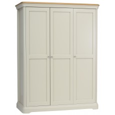 Crofton Triple wardrobe