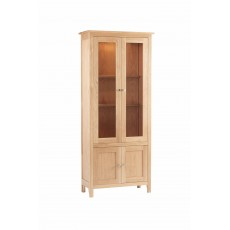 Corndell Nimbus Glazed Display Cabinet