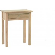 Corndell Nimbus 1 Drawer Console Table