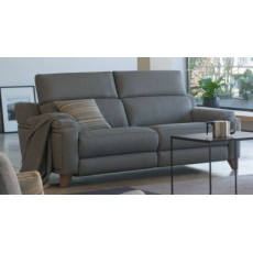 Parker Knoll Evolution Design 1701 Large 2 Seater Sofa Power Recliner
