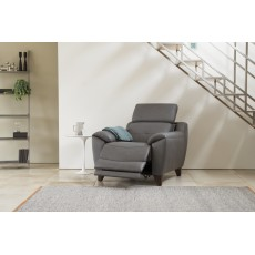 Parker Knoll Evolution Design 1702 Chair Power Recliner