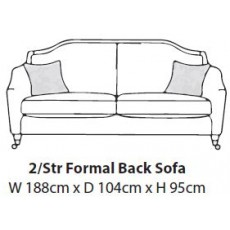 Hockley 2 Seater Sofa