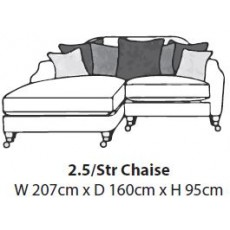 Hockley 2.5 Seater Chaise