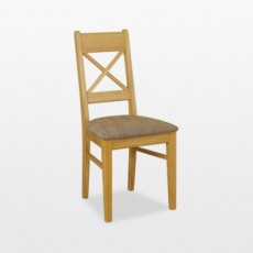Wellington Small Cross Chair
