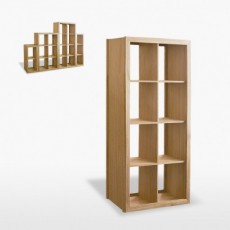 Wellington Venice Tall Shelf Unit