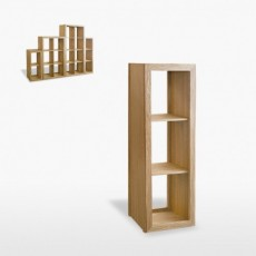Wellington Venice Narrow Shelf Unit