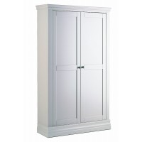 Corndell Annecy Narrow Wardrobe - Painted Top