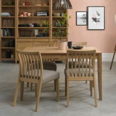 Empire Extending Dining Table 4 - 6