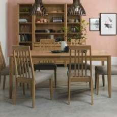 Empire Extending Dining Table 6 - 8