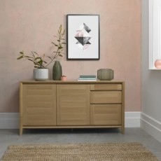 Empire Wide Sideboard