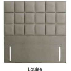 Louise Floor Standing Headboard