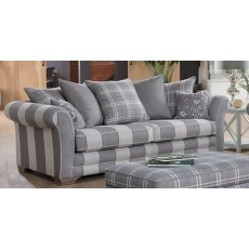 Hugo / Franklin 3 Seater Sofa