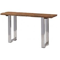 Railway Sleeper Console Table