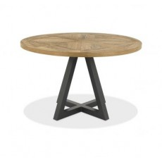 Portland Circular Dining Table
