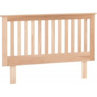 Corndell Nimbus Strata Headboard Double (4ft 6 inches)