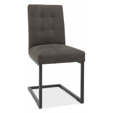 Portland Upholstered Cantilever Chair