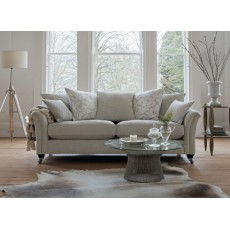Devonshire Large 2 Seater Sofa Pillow Back