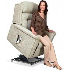 Sherborne Roma Standard Electric Rise Recliner