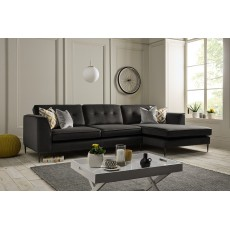 Enzo Small Chaise Sofa