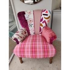 Harlequin Chair - Adele