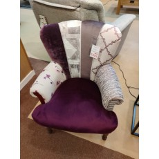 Harlequin Chair - Natasha