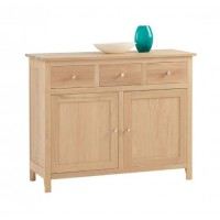 Corndell Nimbus 3 Drawer Sideboard