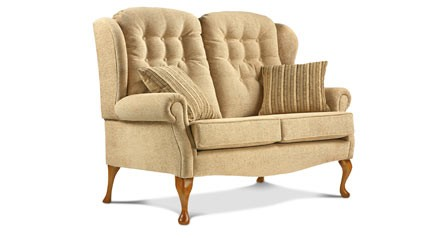 Sherborne Lynton High Seat 2 seater sofa