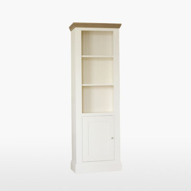 Colletta Bookcase with 1 door