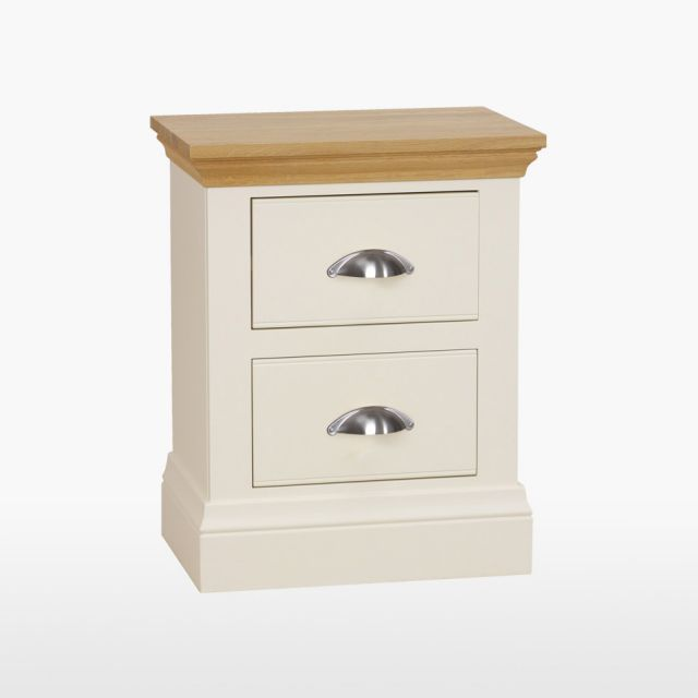 Colletta Bedside table with 2 drawers
