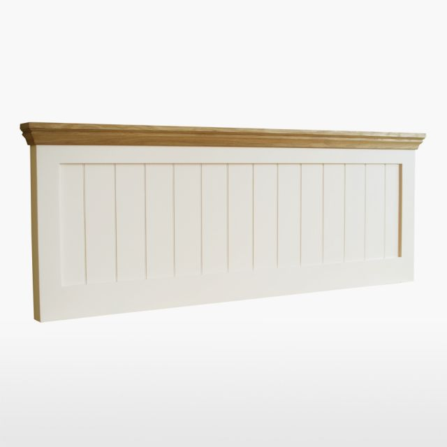 Colletta King Size Panel Headboard