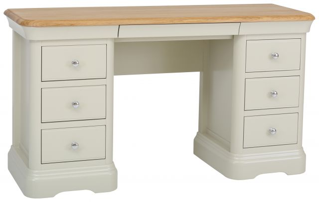 Crofton Double Dressing Table