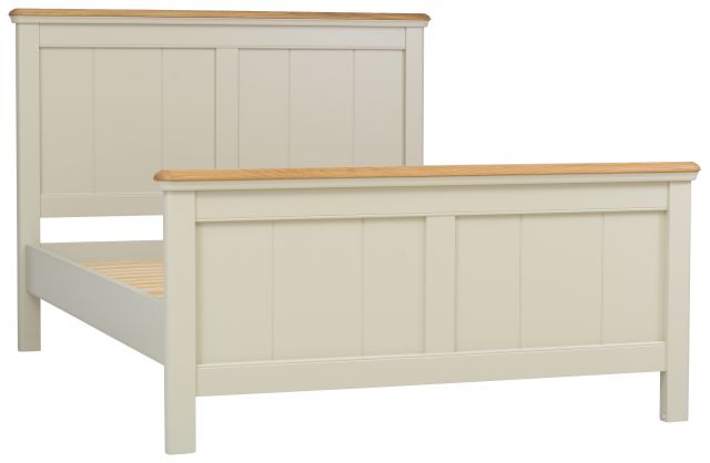 Crofton Super King Size Tongue & Groove Panel Bed