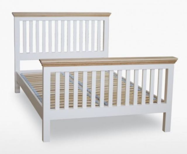 Colletta Single Slat Bed (High Foot End)