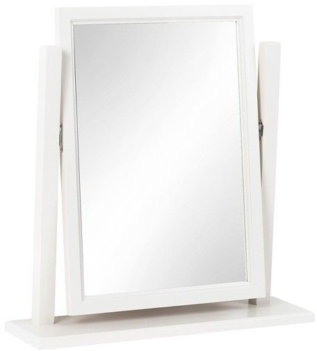 Alyssa Vanity Mirror - Painted Only