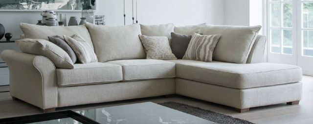 Collins & Hayes Miller Chaise End Sofa - Large Sofas ...