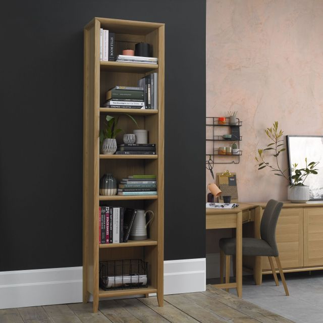 Empire Narrow Bookcase