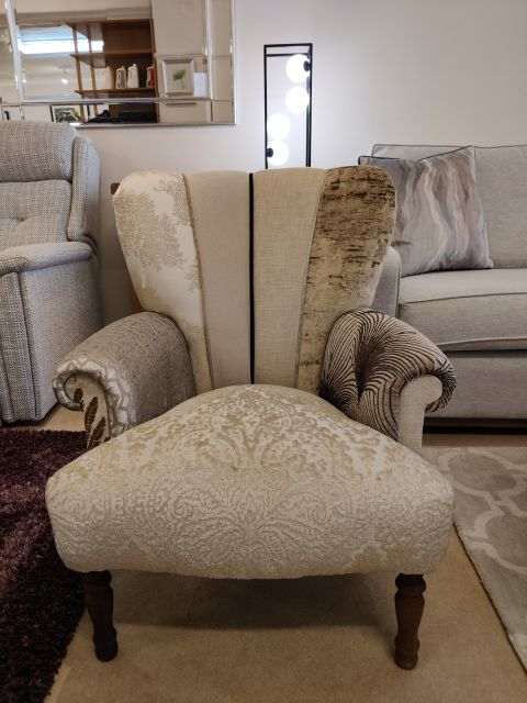 Harlequin Chair - Leonie